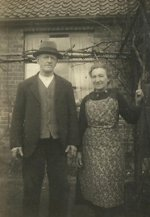 My Grandparents, William and Annie Cammidge