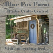 Blue Fox Farm has lots of Garden Sign Sayings...