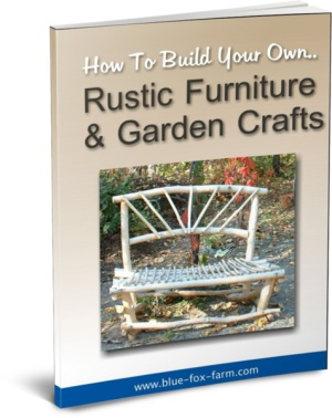 Building Rustic Furniture E-Book