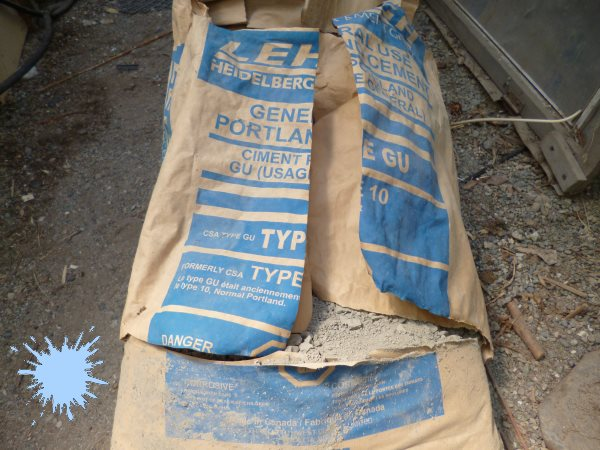 Portland Cement Powder