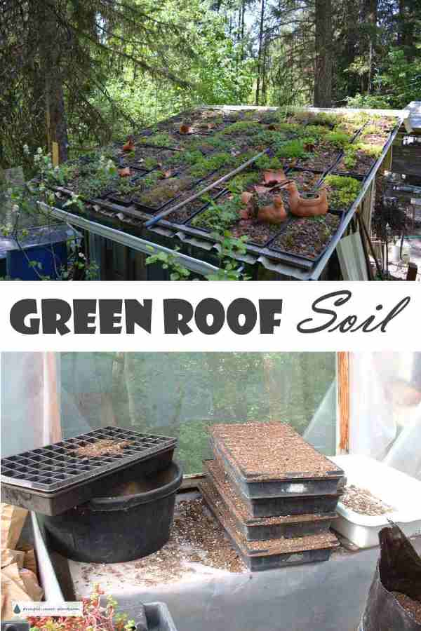 Green Roof Soil
