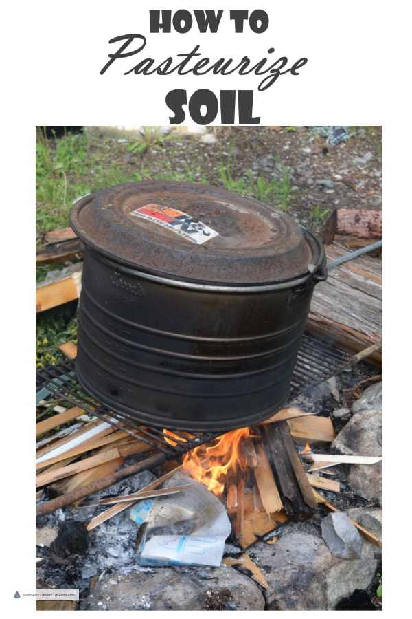 How to Pasteurize Soil