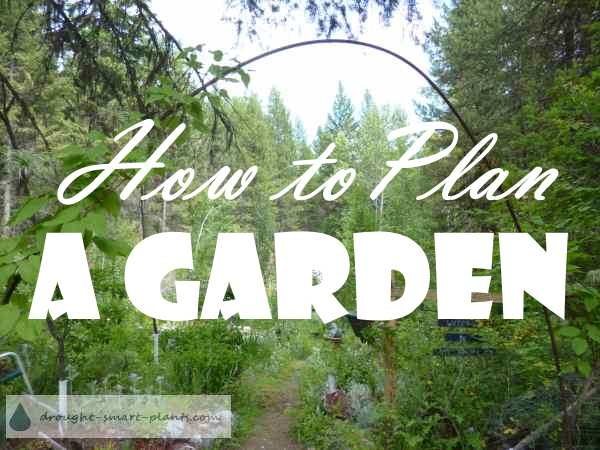 How to Plan a Garden making it all make sense