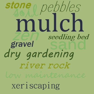 Gravel Garden ingredients; combine, mix well, enjoy