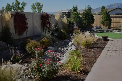 Water Collecting Landscape Design