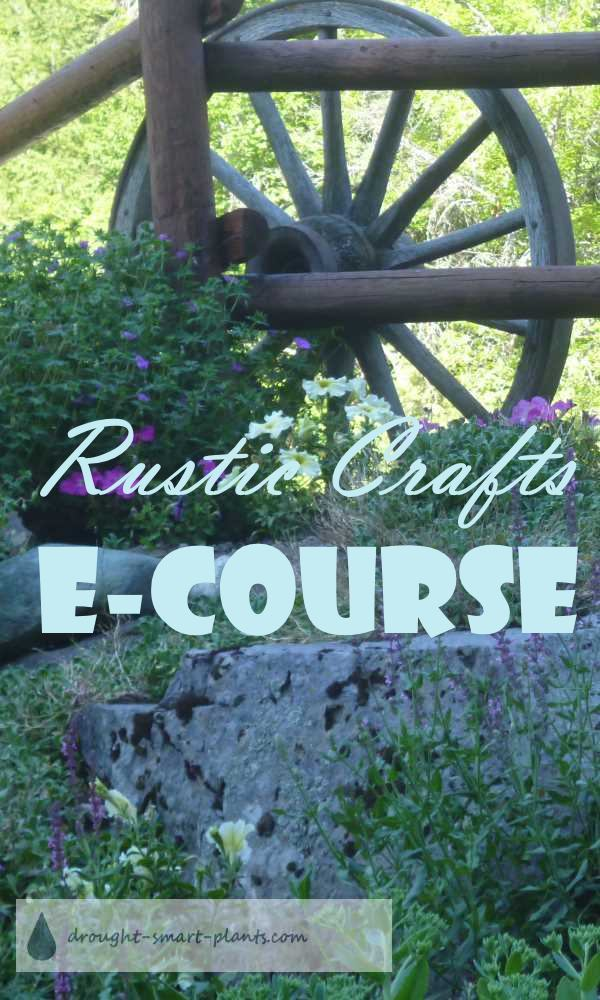 Rustic Crafts E-Course