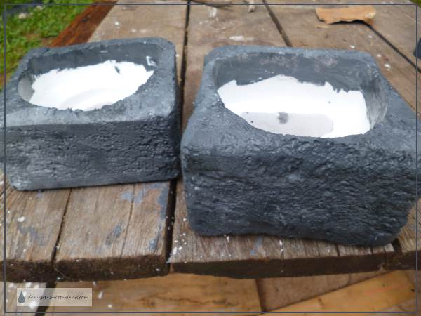 Styrofoam Planters Insulated And Long Lasting Surprisingly