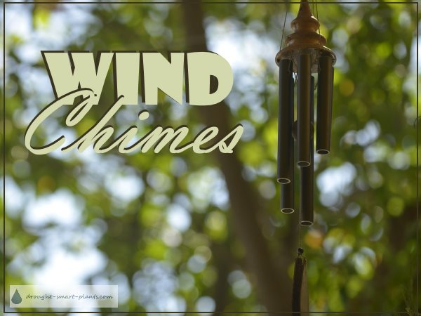 Wind Chimes for your garden