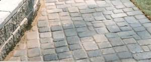 Courtyard Pavers