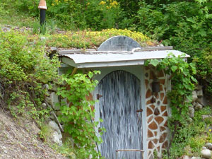 Glory Be, the Root Cellar