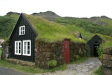 Green Roof in Iceland