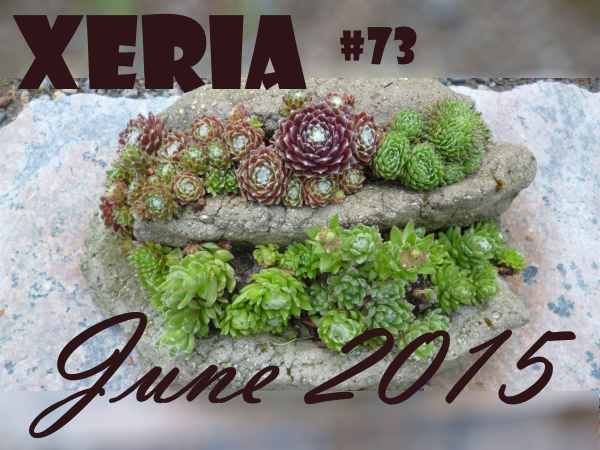 Xeria Issue 73 - June 2015