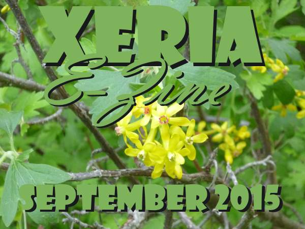 Xeria Issue 76 - September 2015