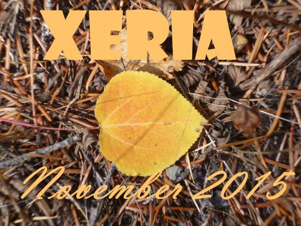 Xeria Issue 77 - November 2015