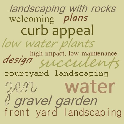 What is curb appeal?  Does your Front Yard Landscape have it?