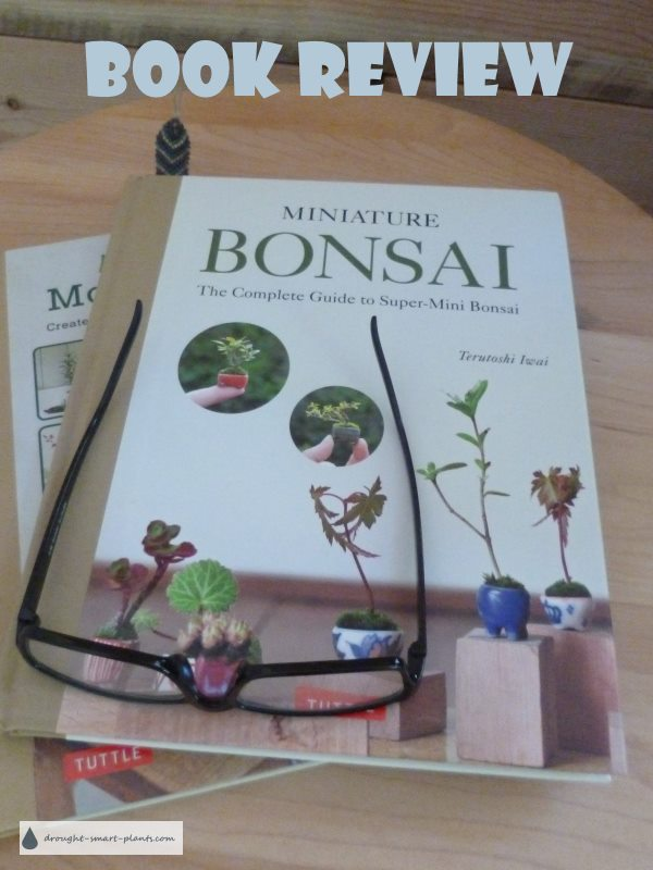 Miniature Bonsai Book Review - make your own tiny trees