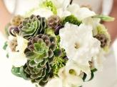 Sempervivum Wedding Flowers